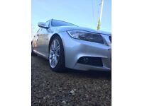 BMW 318i M Sport Business Edition Touring Leather & Satnav Excellent Condition