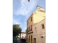 Chef needed at The Lansdown