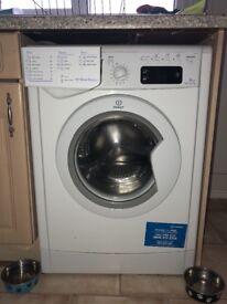 INDESIT WASHING MACHINE 7g Water Balance