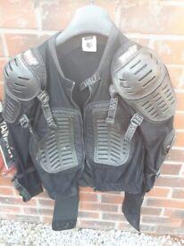 Wolf sport armour