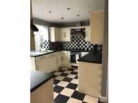 Kitchen cabinets & integrated appliances