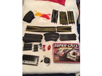 Large lot of Hornby Scalextrics made in the 1990's