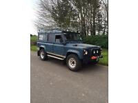 I'm looking for pre 1993 Land Rover 110 / 90