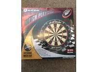 Professional dart board set UNOPENED