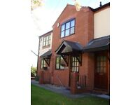 Modern, 2 bed house, 2 off road parking spaces on private drive, close to Stourport town centre
