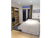 Nicely presented single studio located in period property, mins to Finchley Rd Underground station