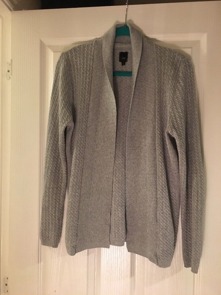 Men's River Island cardigan.