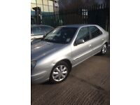 Citreon xsara lx 1.4 petrol for sale new car forces sale
