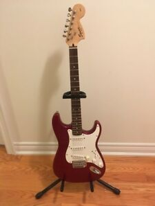 Squier by Fender Stratocaster Affinity