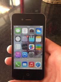iPhone 4 £35 unlocked with charger