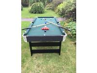 6ft snooker table free delivery locally