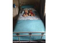 Girls Single bed from Next nearly new (without mattress)