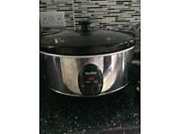 VonShef slow cooker