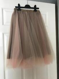 Tulle skirt size 12