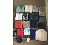 Women bundle of clothes size 8/10
