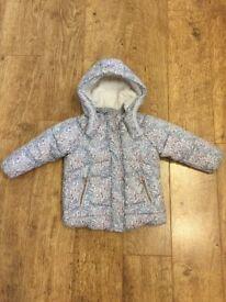 Next girls winter coat