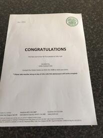 Tour round Celtic football club