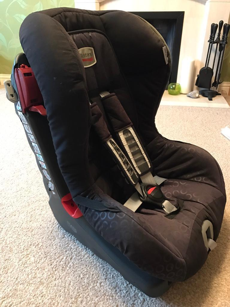 Britax Romer King TS Car Seat