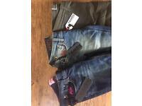 BNWT Ladies Superdry Jeans