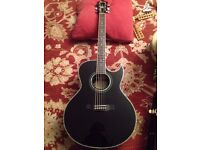 Ibanez JAS10-BK Electro-Acoustic Guitar