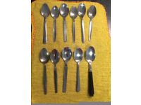 Tea spoons_20p each_£2 for ALL