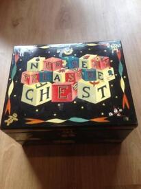 Nursery musical 🎶 baby keepsake box