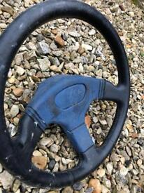 Peugeot 106 206 306 xsi gti steering wheel