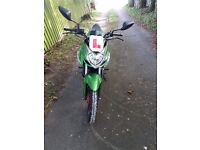 KYMCO CK1 125CC ROAD LEGAL ONLY 400 MILES
