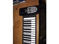 PURETONE ROLL UP ELECTRONIC PIANO.