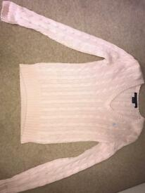 Ralph Lauren cabel jumper