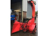 Farmi 250-2 Chipper, 3 Point Linkage, PTO, Tractor/ Unimog Chipper