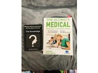 MEDICAL INTERVIEW + PERSONAL STATEMENT BOOKS