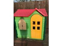 Little tikes country cottage open to offers