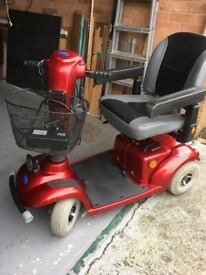 INVACARE TAURUS MOBILITY SCOOTER
