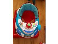 Baby walker £10
