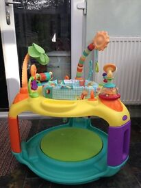 Bright Starts jumperoo - IMMACULATE CONDITION - 2 MONTHS OLD