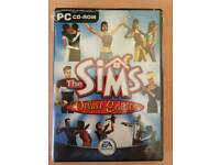 Pc game the sims deluxe edition new sealed