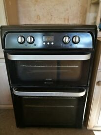 Hotpoint Oven and Induction Hob