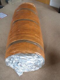 Knauf Space Blanket Top Up Loft Insulation. 200mm thick. Full roll, unused