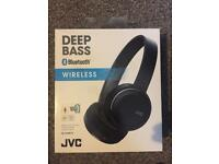 Headphones JVC HA-S30BT-B