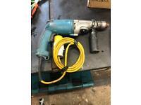 110v Bosch percussion drill