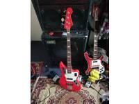 Fender jaguar bass MIJ/CIJ 2001-2002