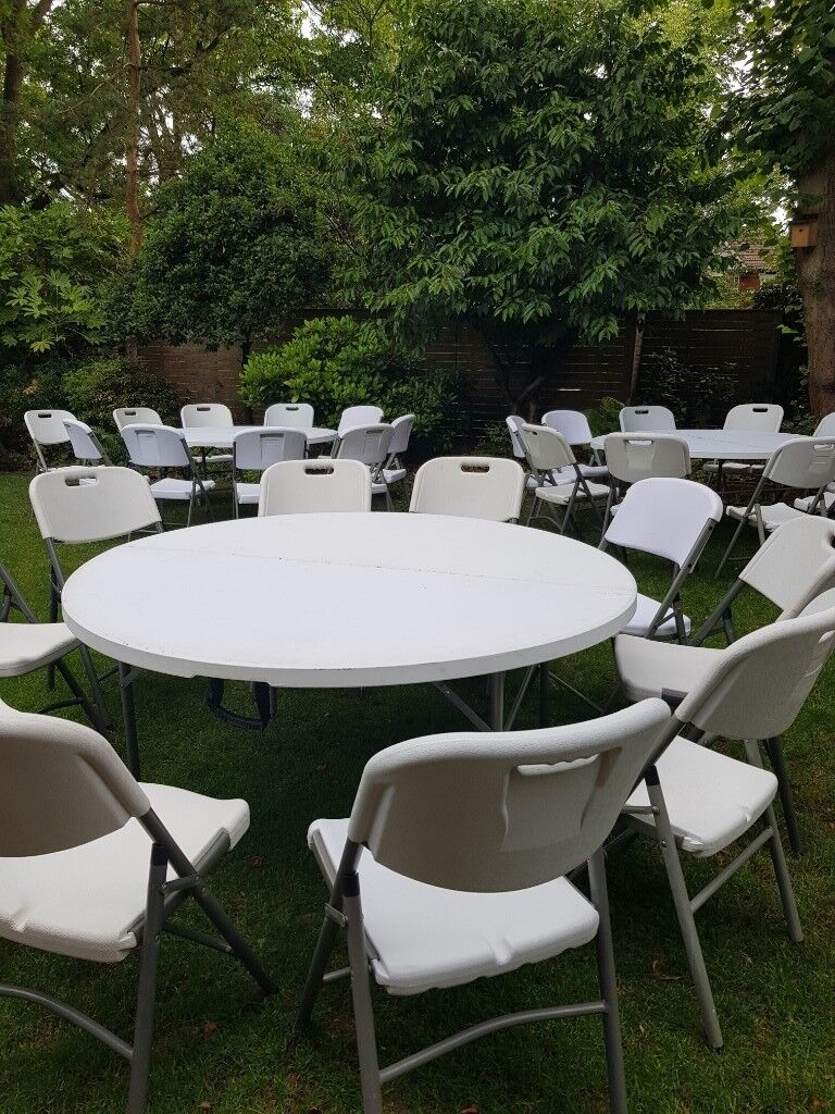 Party chairs and tables hire in manchester £2