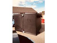 Cheshunt Hydroponics Store - used BudBox 3 x 3 x 2.2m grow tent extra height