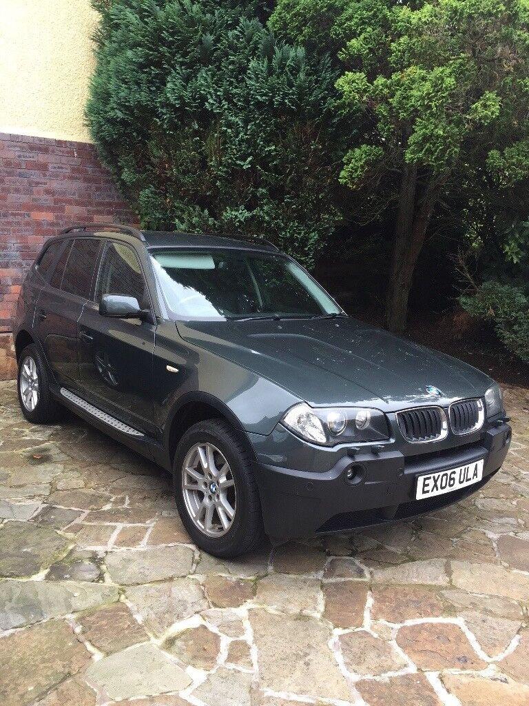 BMW X3 2.0 SE,Petrol,One owner,FSH,Sat Nav
