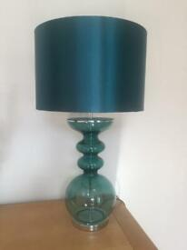 NEXT Teal Table Lamp