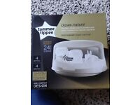 Tommee Tippee 'Closer to Nature' Microwave Steriliser for sale.