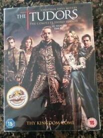 Tudors series 3. Brand new/unopened