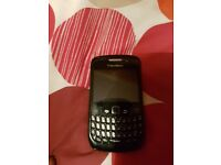 Blackberry mobile phone good cond