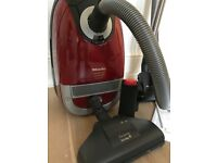 Excellent Miele Red Vacuum Cleaner